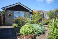 Dog friendly self catering cottage, Badgers Watch, Winford, Isle of Wight