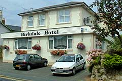 Hotel, Birkdale Hotel, Shanklin, Isle of Wight