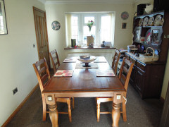 Blackpan House, Sandown, Isle of Wight. Self Catering with countryside views