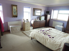 Self Catering with countryside views