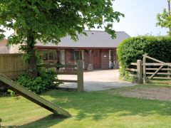 Self catering accommodation in a rural location, Cart House, Shorwell, Isle of Wight