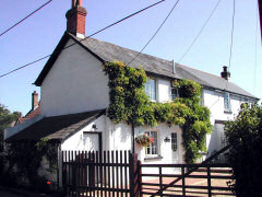 Character cottage in village, Chapel Cottage, Merstone, Isle of Wight