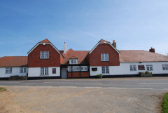 Country pub bed and breakfast on the Isle of Wight