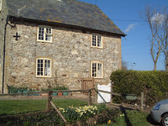 Chilton Farm Cottages, Brighstone, Isle of Wight. 18th Century cottages in a beautiful rural location