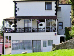 Bed and Breakfast on Shanklin sea front