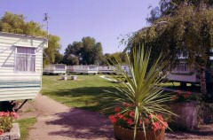 Self catering holiday caravans near the sea