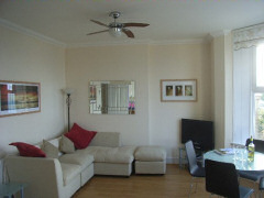 Millers Rock, Ventnor, Isle of Wight. Luxury self catering apartment in Ventnor