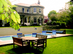 Victorian self catering apartments, Luccombe Villa, Shanklin, Isle of Wight