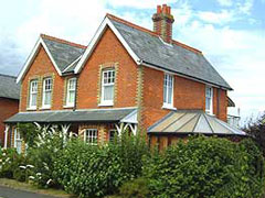 Bed and breakfast, Ruskin Lodge, Freshwater Bay, Isle of Wight
