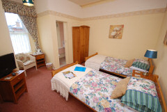 Ryedale, Shanklin, Isle of Wight. Private hotel