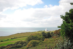 St Catherines Cottage, Niton, Isle of Wight. Self Catering Cottage