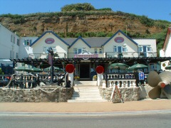Pub with bed and breakfast, Steamer Inn, Shanklin, Isle of Wight