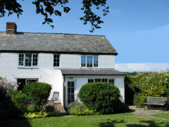 Bed and breakfast, Tollgate Cottages, Freshwater, Isle of Wight