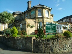 4 star guest accommodation, Westbury Lodge, Shanklin, Isle of Wight