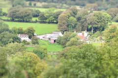 Working farm on Dartmoor with B&B and self catering