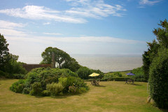 Holiday appartments in st lawrence isle of wight self for Woodcliffe