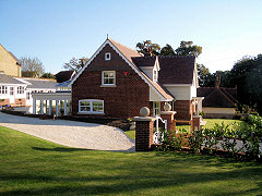 Bed & Breakfast Accommodation near  Shanklin Old Village, Woodpeckers, Shanklin, Isle of Wight